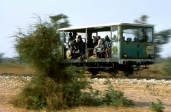 Транспорт Сенегала
