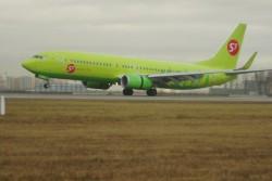 Развитие внутренних пассажирских авиаперевозок