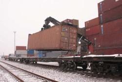 Тенденция роста объемов железнодорожных контейнерных перевозок сохраняется