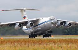 Грузовой самолет ИЛ-76