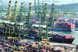 Крупнейшие морские порты Мира
