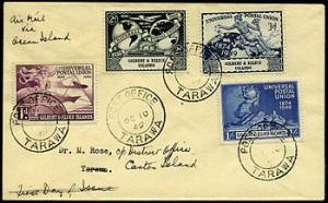 Почта в перевозке грузов