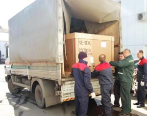 Перевозки в наращивании экспортного потенциала предприятия