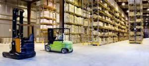 Эффективная работа грузового склада