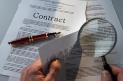 Что должен предусматривать контракт международного сотрудничества?
