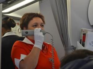 «Аэрофлот» не собирается отказываться от худых стюардесс