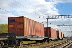 Контейнерные перевозки на железнодорожном транспорте