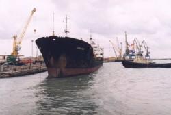 Экспедиторские услуги в морском порту