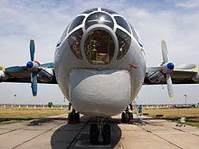 АН-12, использование в перевозке грузов