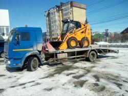 Эвакуация спецтехники в Воронеже
