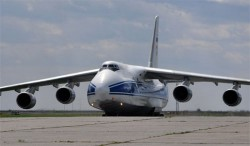 Взлетная масса грузового самолета