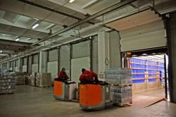Внедрение эффективной логистики в работу грузотранспортной компании