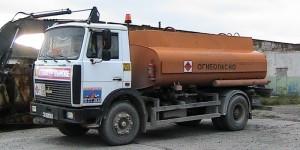 Перевозка опасных грузов по Москве