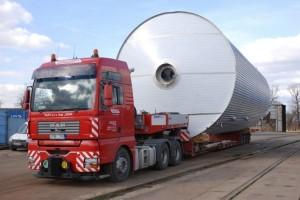 Сложности в перевозке негабаритных грузов