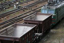 Формирование железнодорожного грузового состава