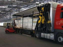 Консолидация при перевозке сборных грузов