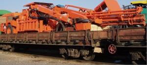 Негабаритные перевозки железнодорожным транспортом