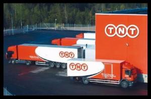 Компании TNT и DHL, как почта становится службой перевозки грузов