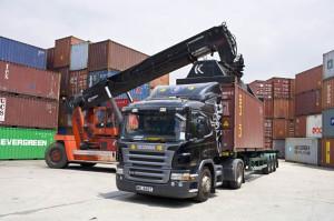 Комплекс услуг, который предоставляют компании по перевозке грузов