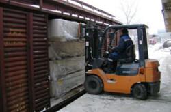 Доставка мелких партий грузов