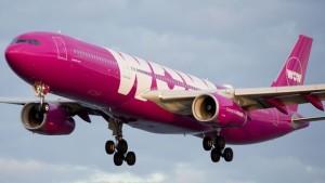 WOW air прекращает работу и отменяет рейсы