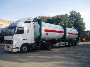 Перевозка опасных грузов по территории страны