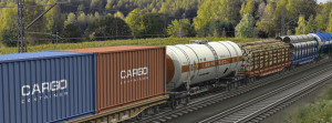 Железнодорожный транспорт в организации перевозки строительных материалов