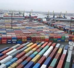 Консолидация грузов в морском порту