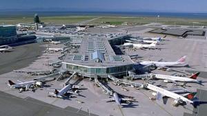 В аэропортах Канады произошла задержка в обслуживании пассажиров