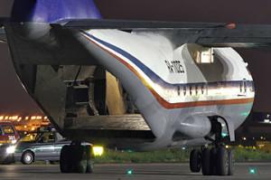 Авиаперевозки в экспресс доставке грузов