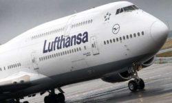 Lufthansa: профсоюз бортпроводников предотвратил новые забастовки