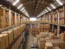 Консолидация грузов на складе перевозчика